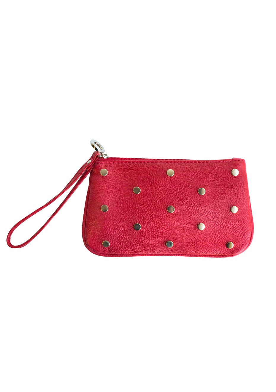 TL+C - Studded Red Carry Case - Red