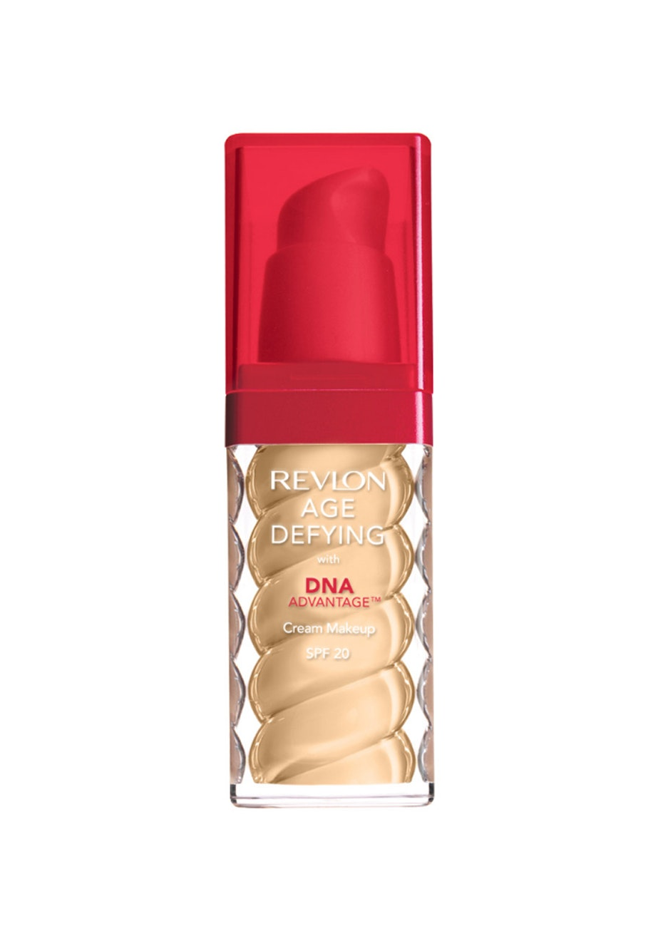 Revlon Age Defying DNA Advantage Cream Liquid Makeup Fresh Ivory