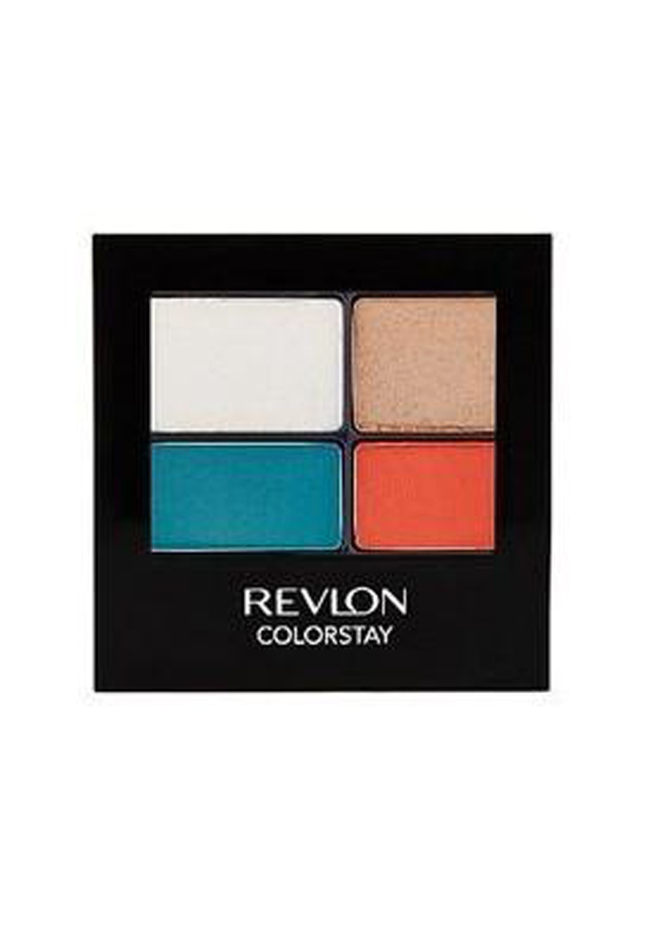 Revlon Colorstay 16hr Eyeshadow Quad Wild