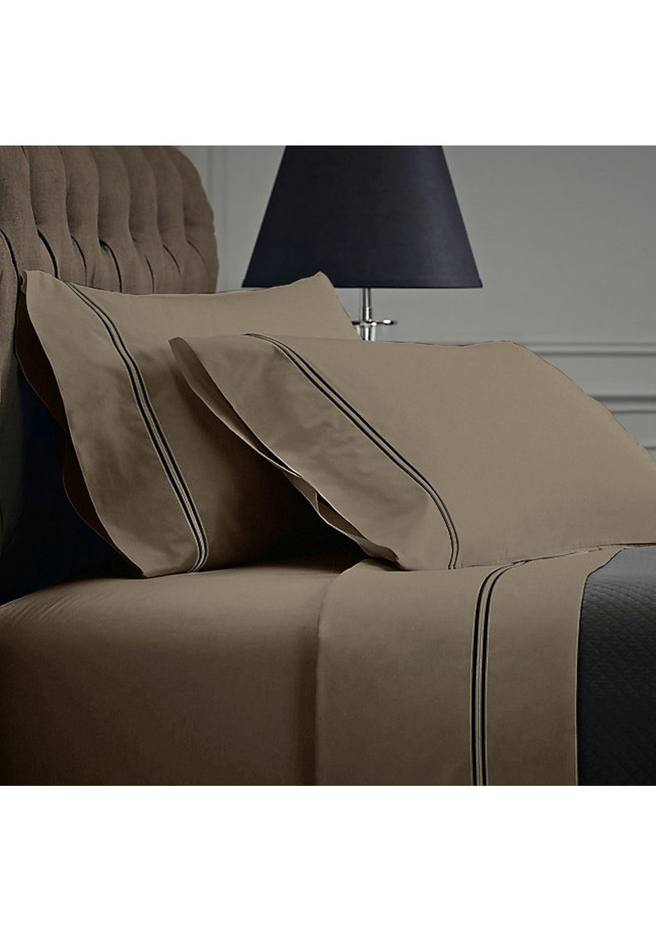 Style & Co 1000 Thread count Egyptian Cotton Hotel Collection Sorrento Sheet sets Double Linen
