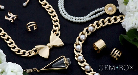 Image of the 'GemBox Jewels' sale