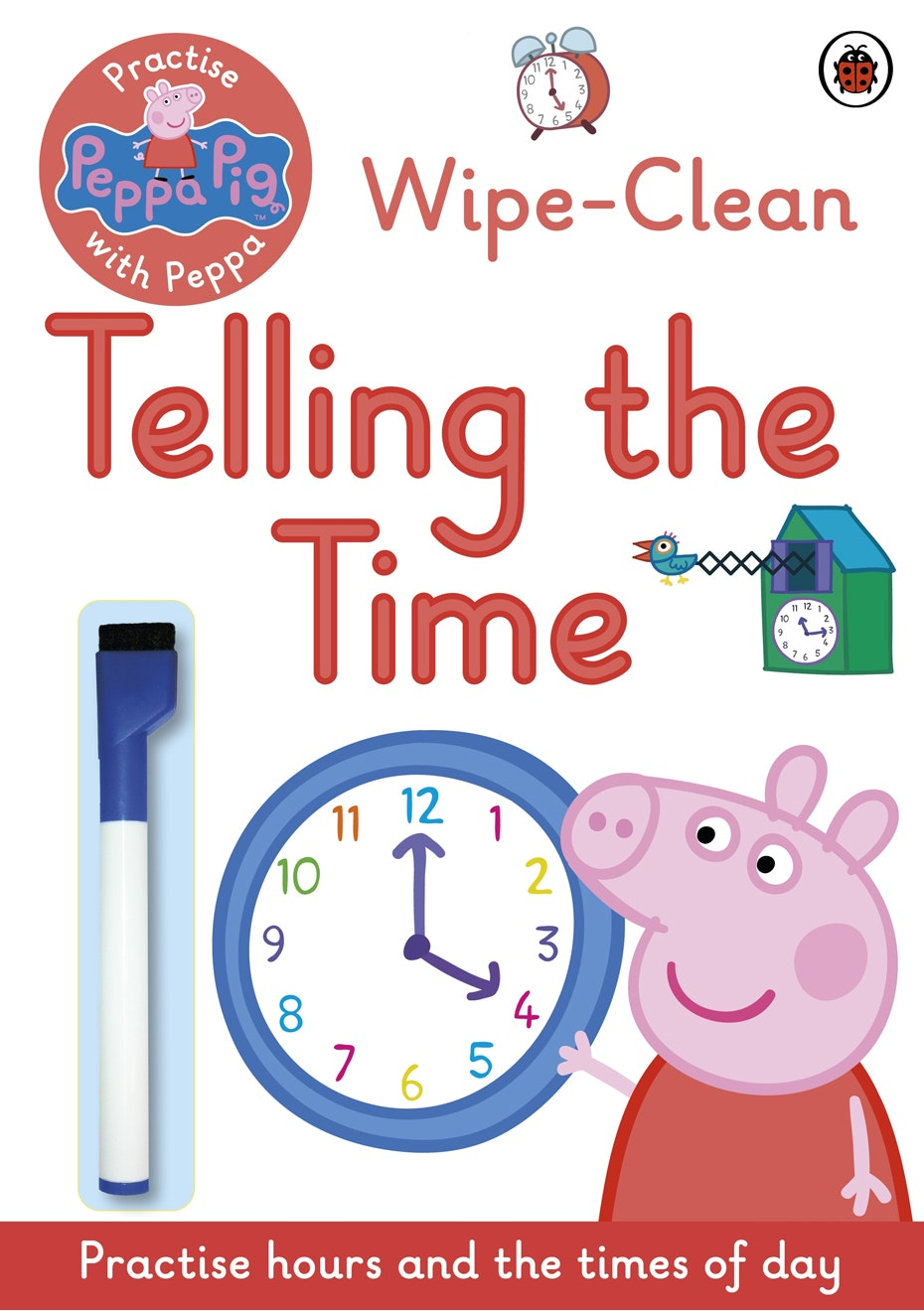 Peppa Pig: Practise with Peppa: Time