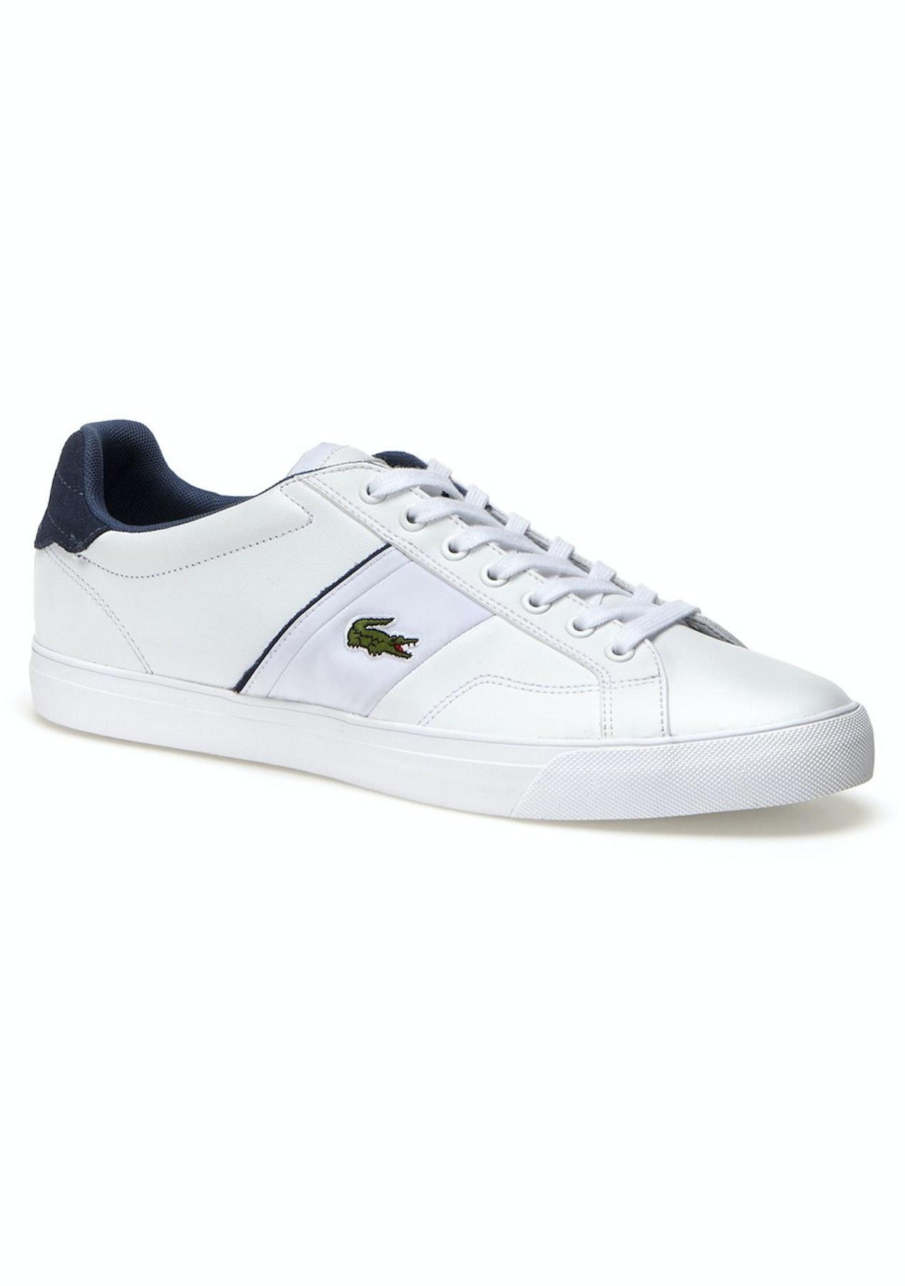 70151c5b8dcdc7 Mens Lacoste - Fairlead 316 1 - White - Mens Shoe Sale - Onceit