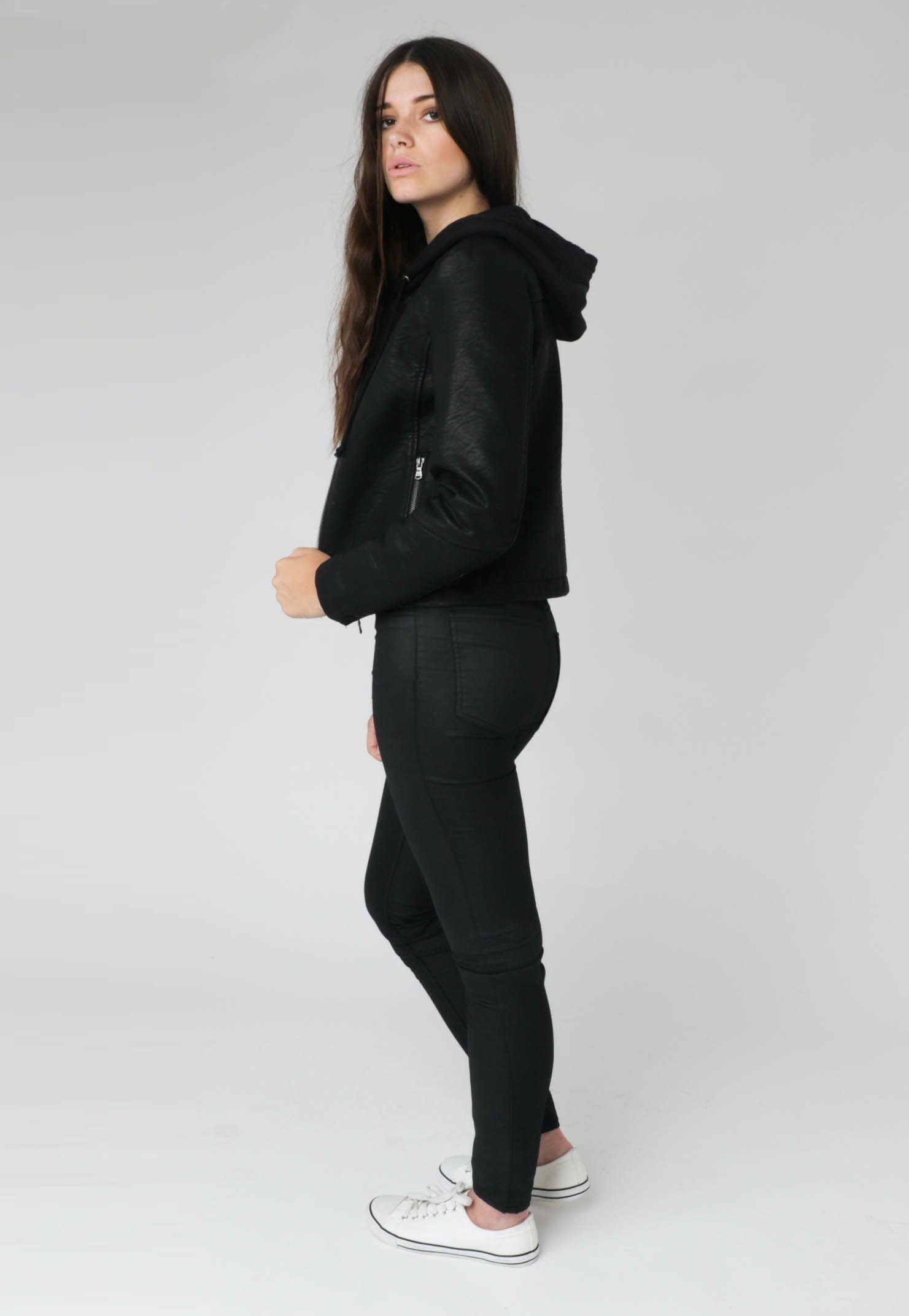 All About Eve - Franko Jacket - Black
