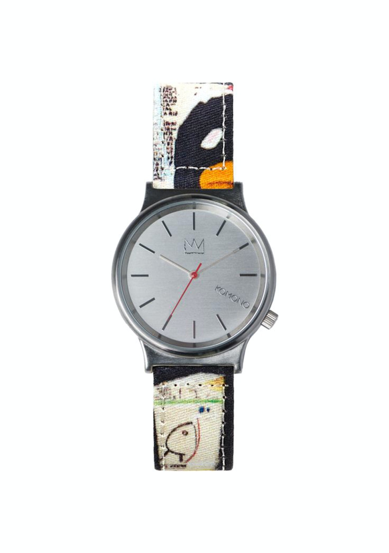 nocrop watches watch jewelry size tweed see ca print grey en chanel p default front full view image boy friend