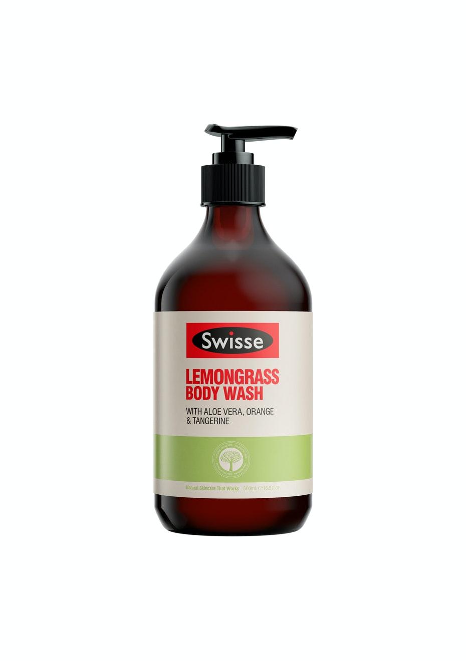 Swisse Lemongrass Bodywash 500Ml