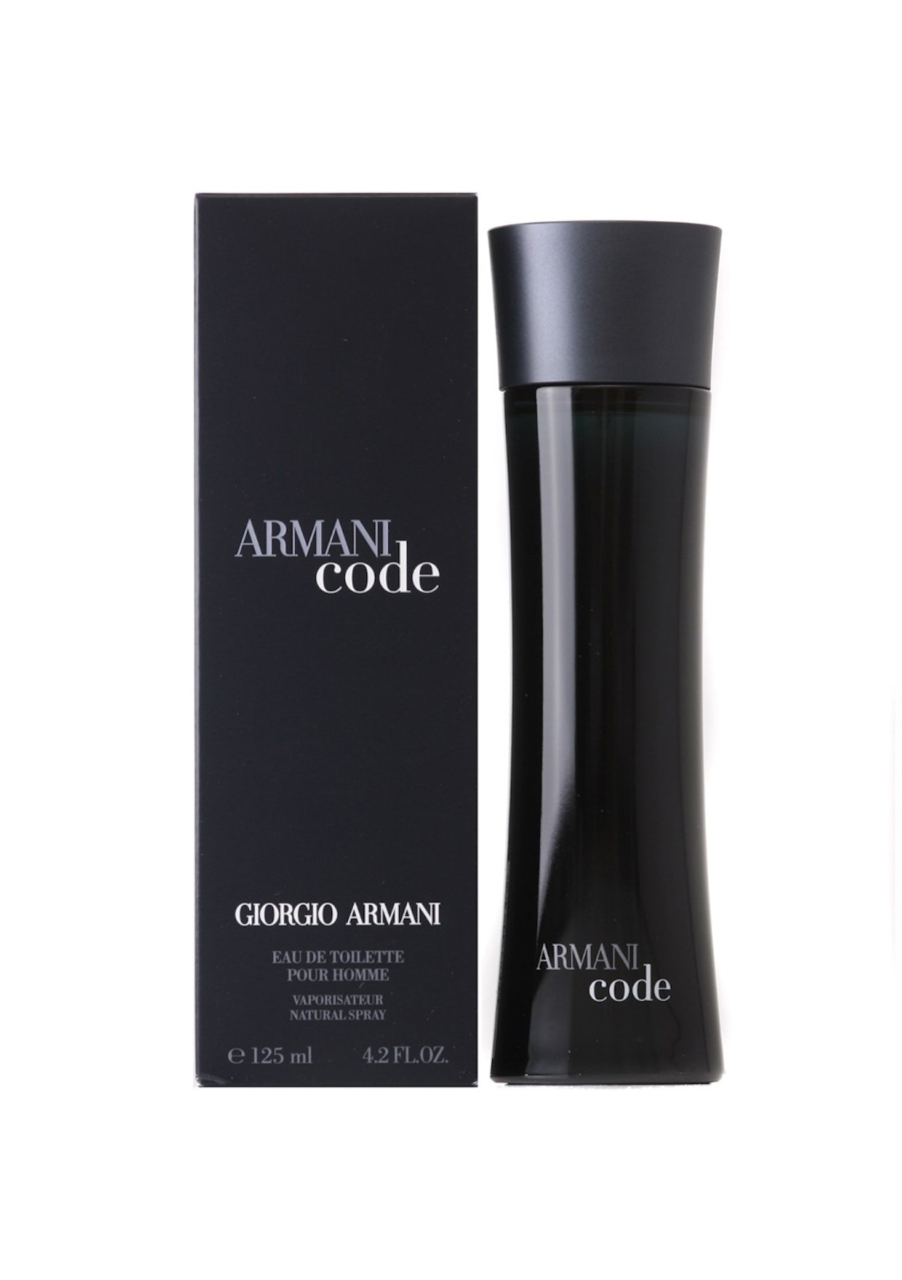wide varieties hot products new high Giorgio Armani Code (M) Edt 125Ml