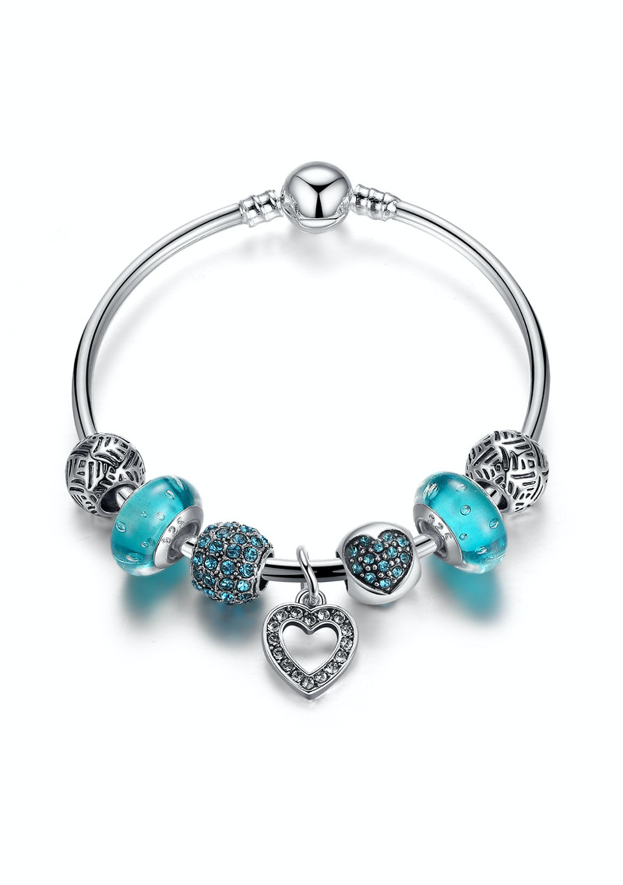 bracelet charms pin bangles elegant pandora on the combinations pandoramoa new bangle