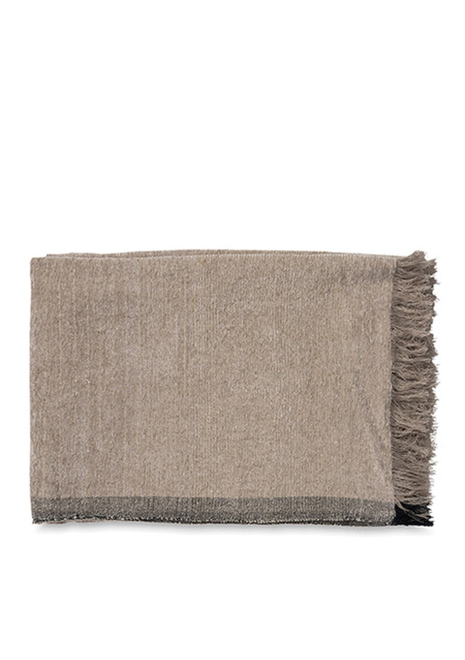 Citta - Glimmer Throw - Limestone/Gold