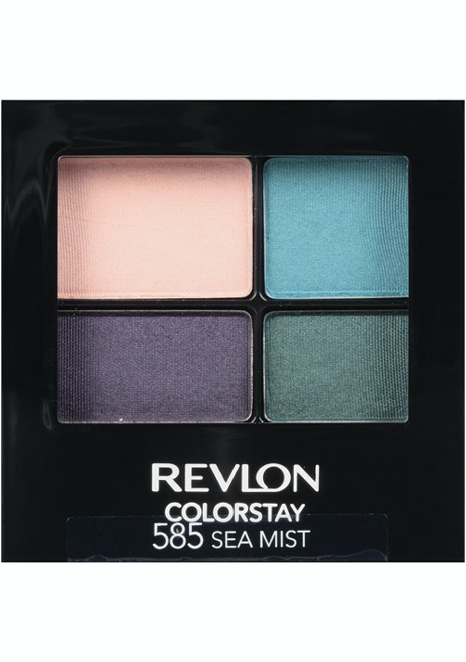 Revlon Colorstay 16hr Eyeshadow Quad Sea Mist
