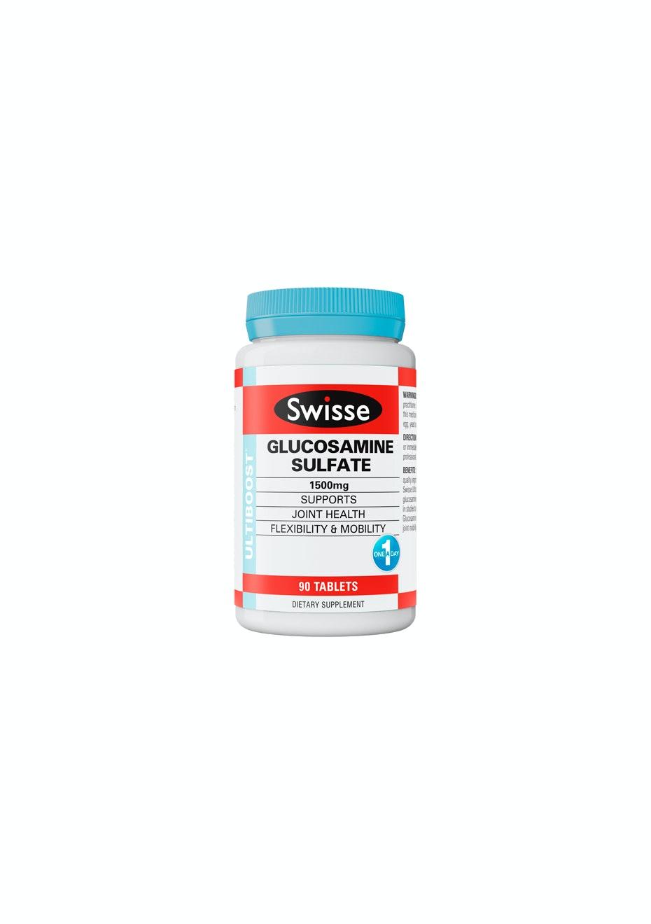 Swisse Ultiboost Glucosamine Sulfate 90 Tabs