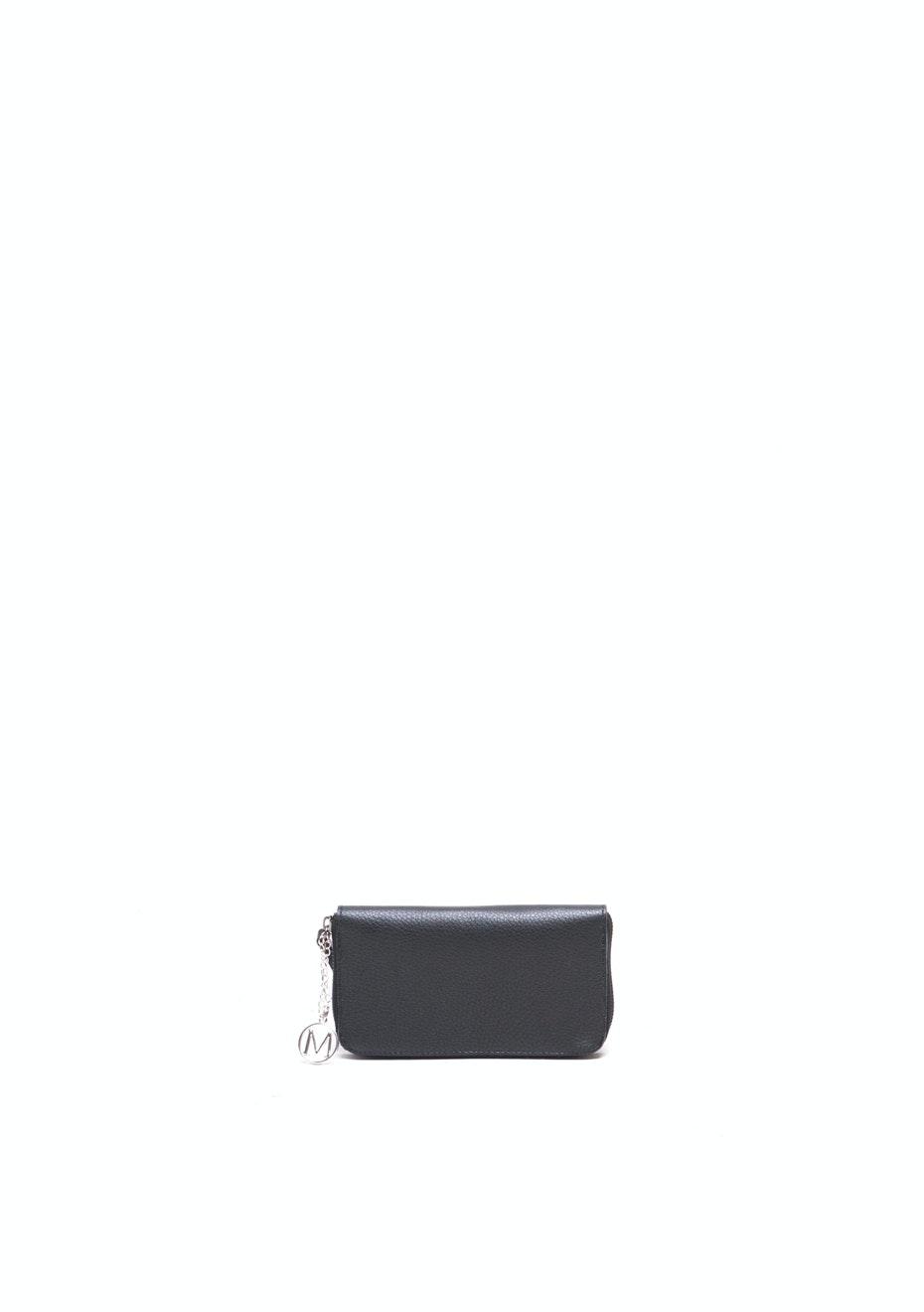 Mangotti - 1138 Wallet - BLACK