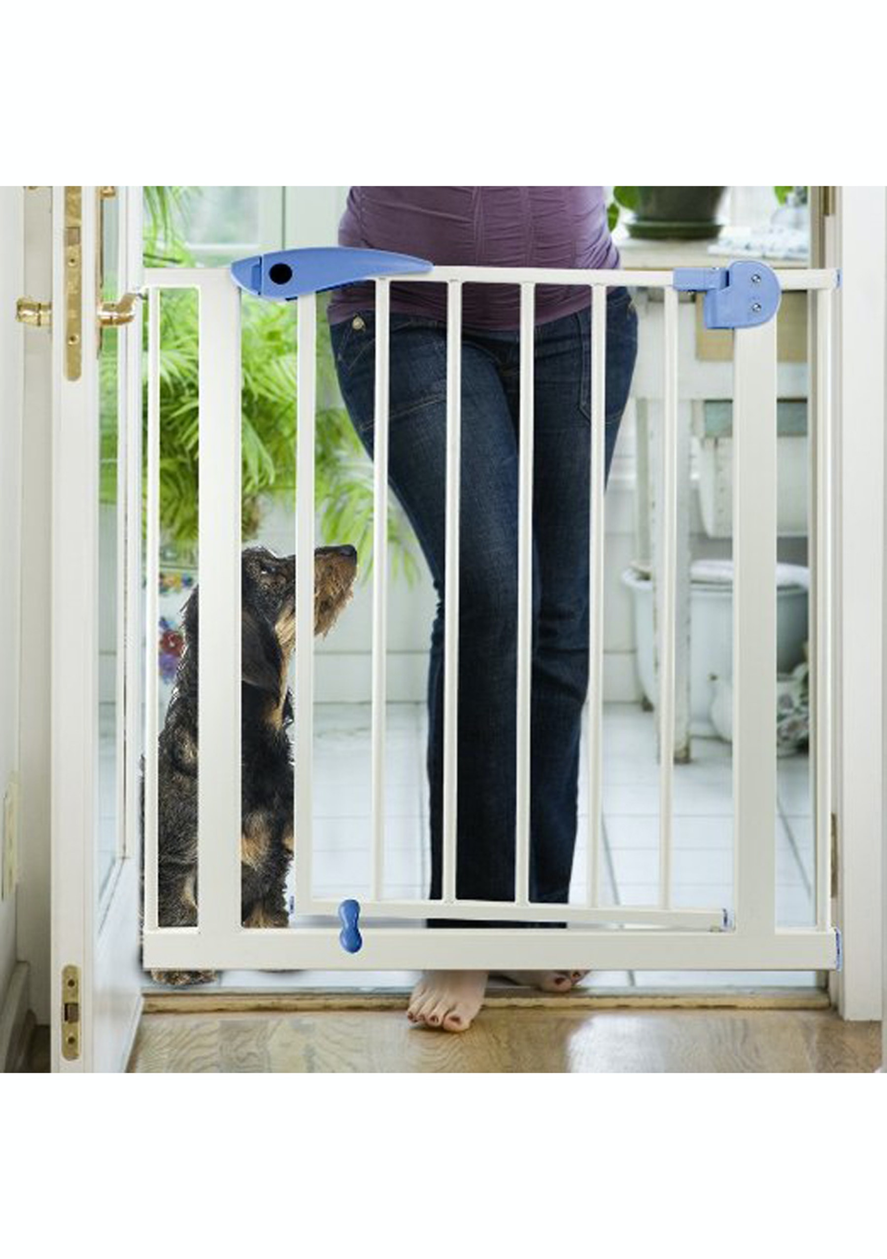 Pet Child Safety Gate Baby Shower And Nursery Sale Onceit