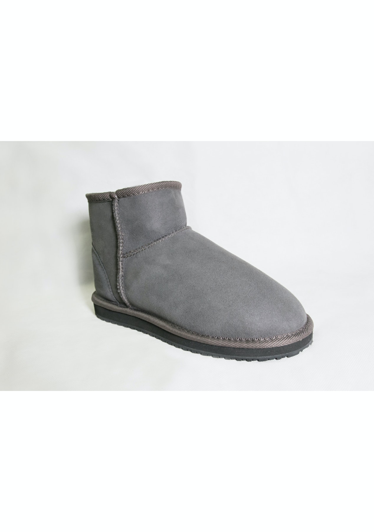 665a1016df2 The Sheepskin Factory - Napier Mini Boots - Grey