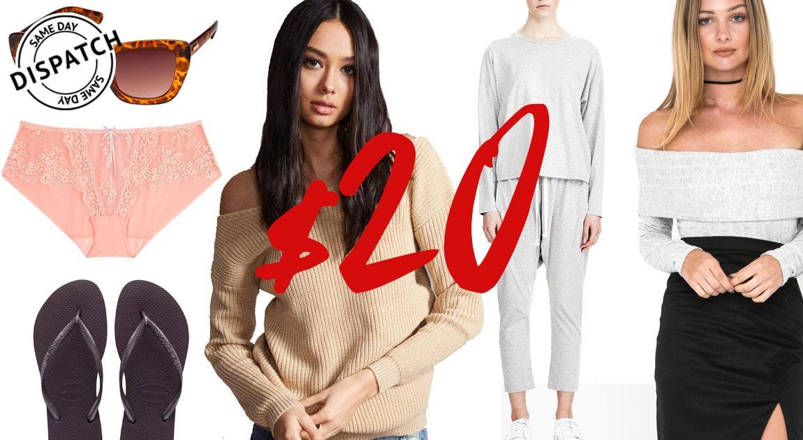 Under $20 Fashion & Accessories