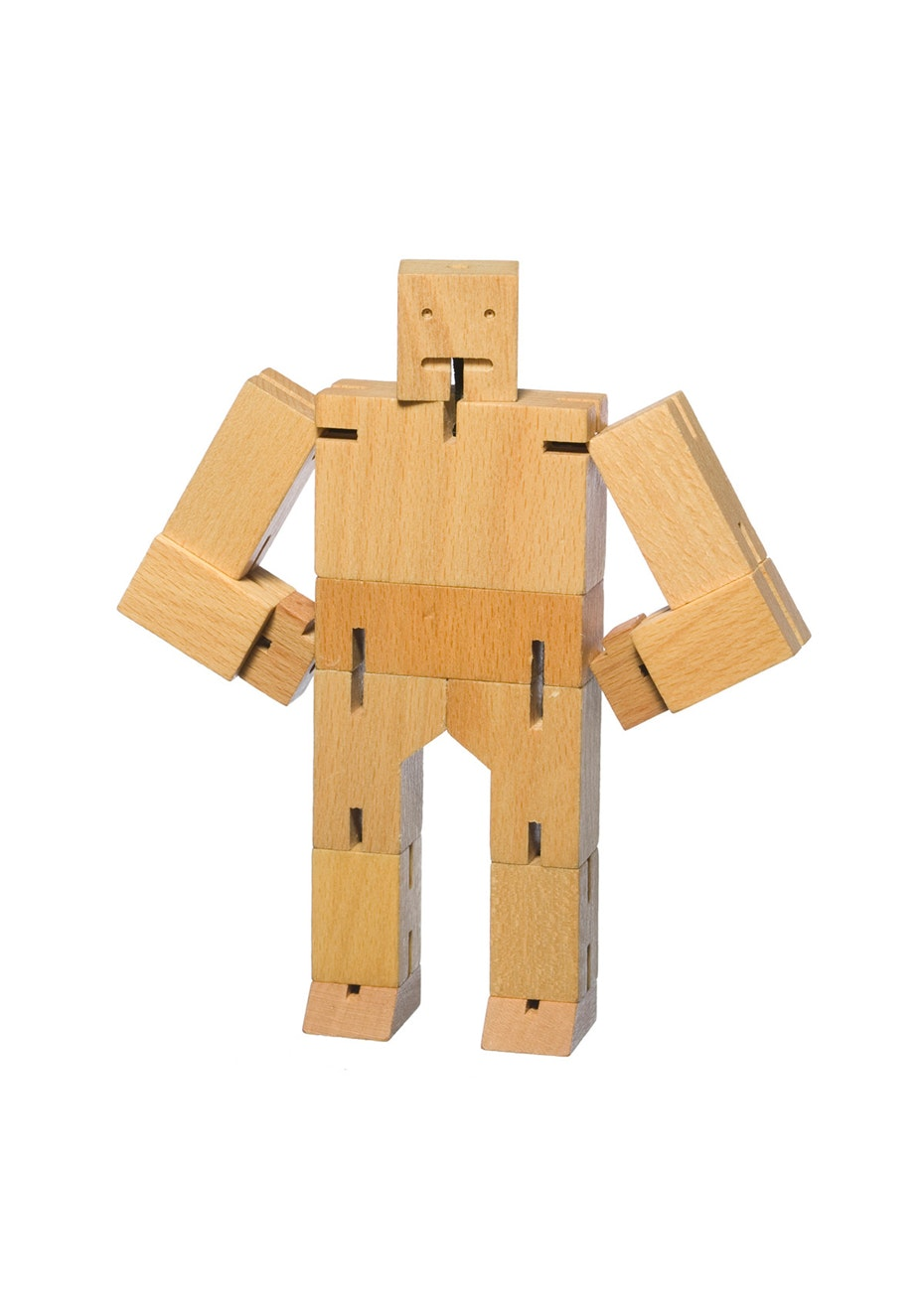 Areaware - Cubebot Small - Natural