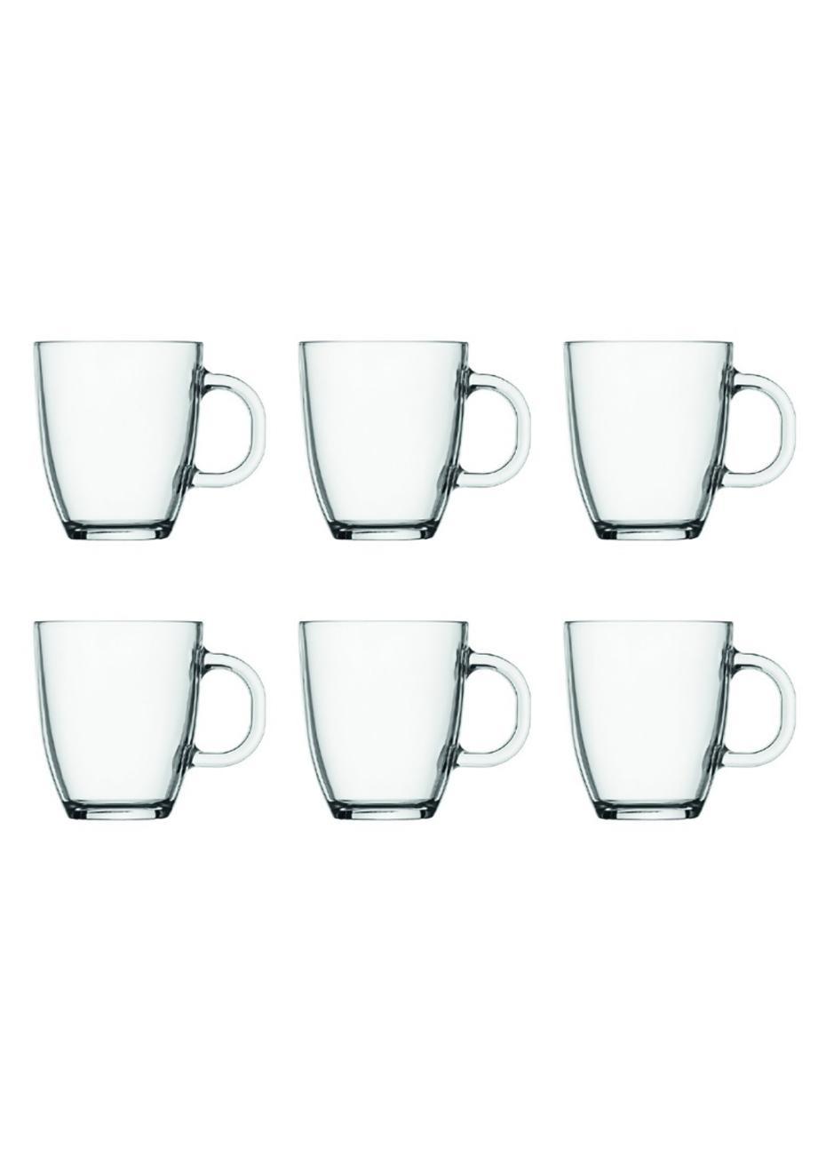 Bistro Set Bodum Coffee 6pc Mug 12oz Kc13TJlF