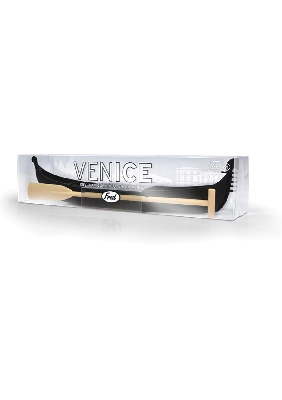 Venice Gondola Ice Tray