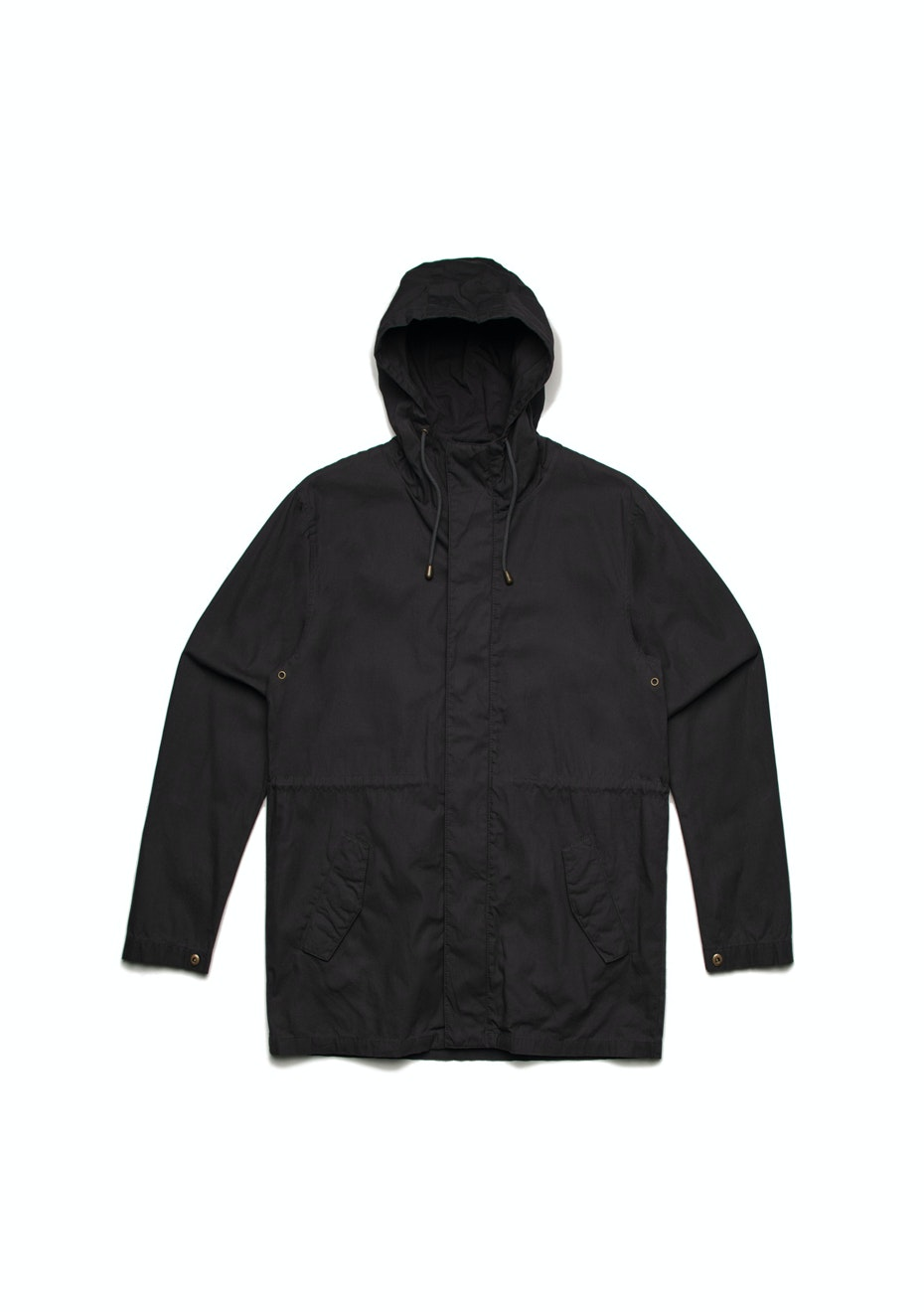 As Colour - Nomad Jacket Womens - Coal