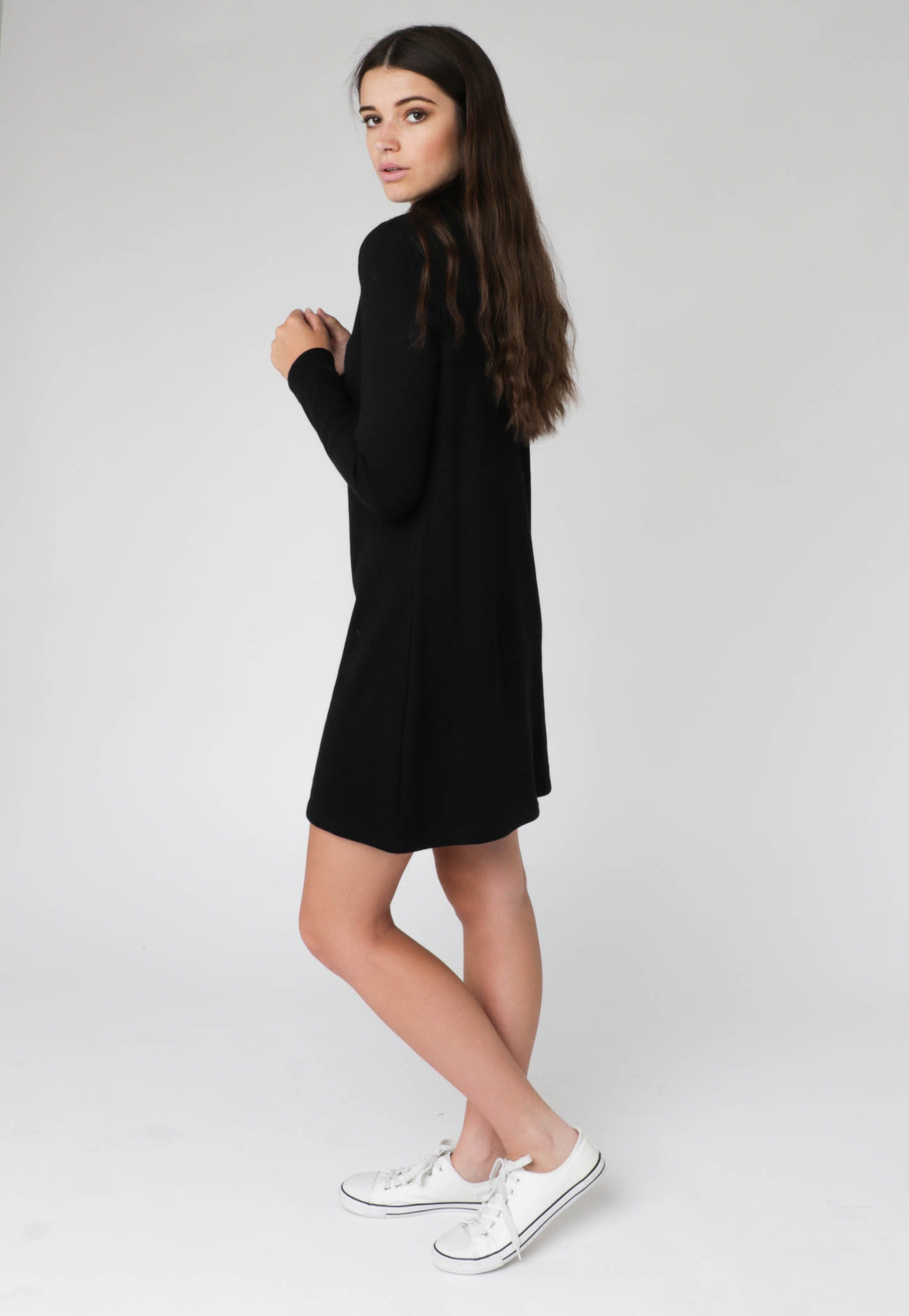 All About Eve - Dress Shaker  - Black