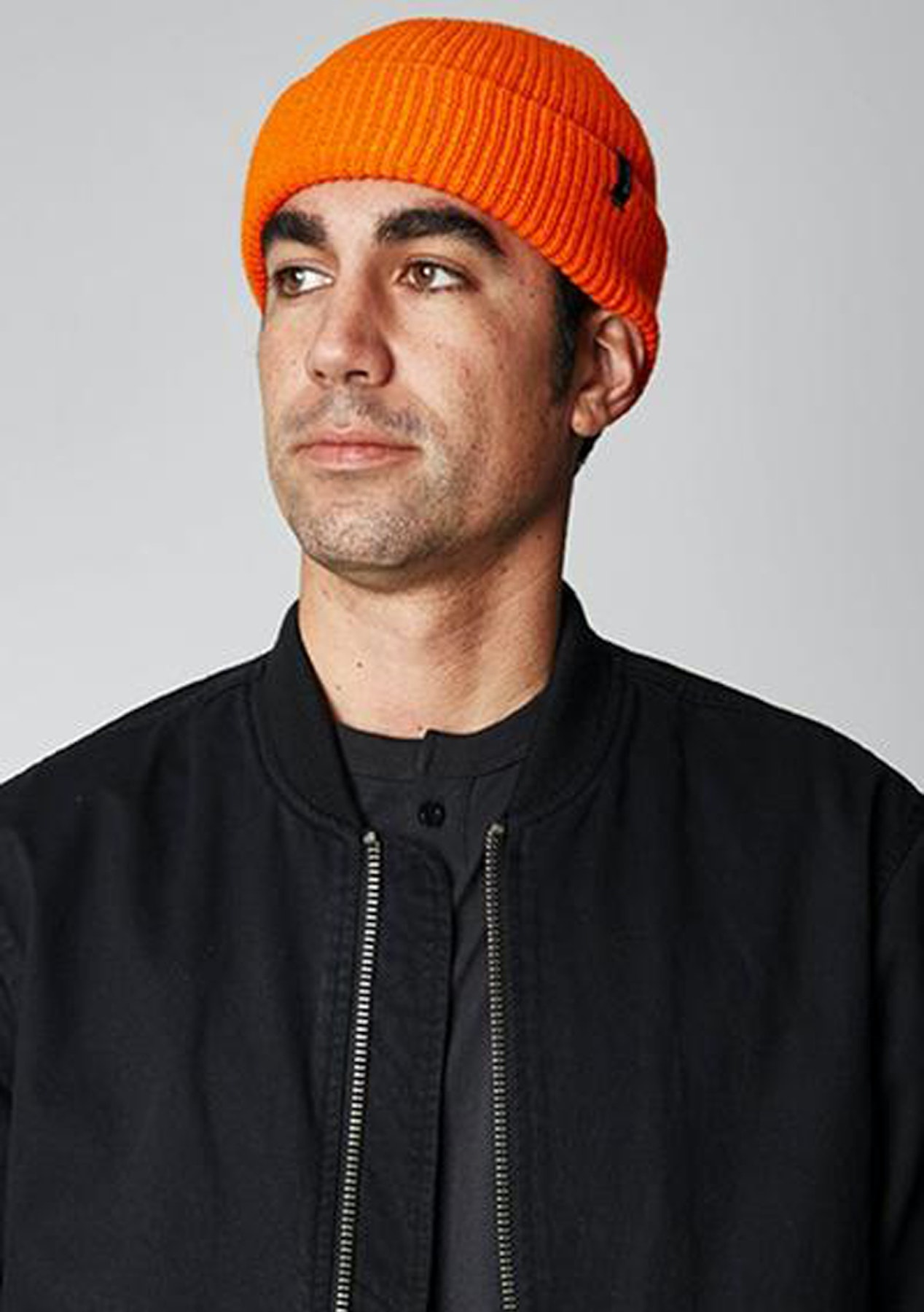 7fecabbfd Brixton - Heist Beanie - Burnt Orange