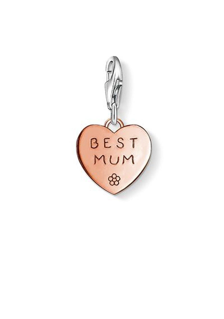 Thomas Sabo  - Charm Club - Best Mum Heart Rgp