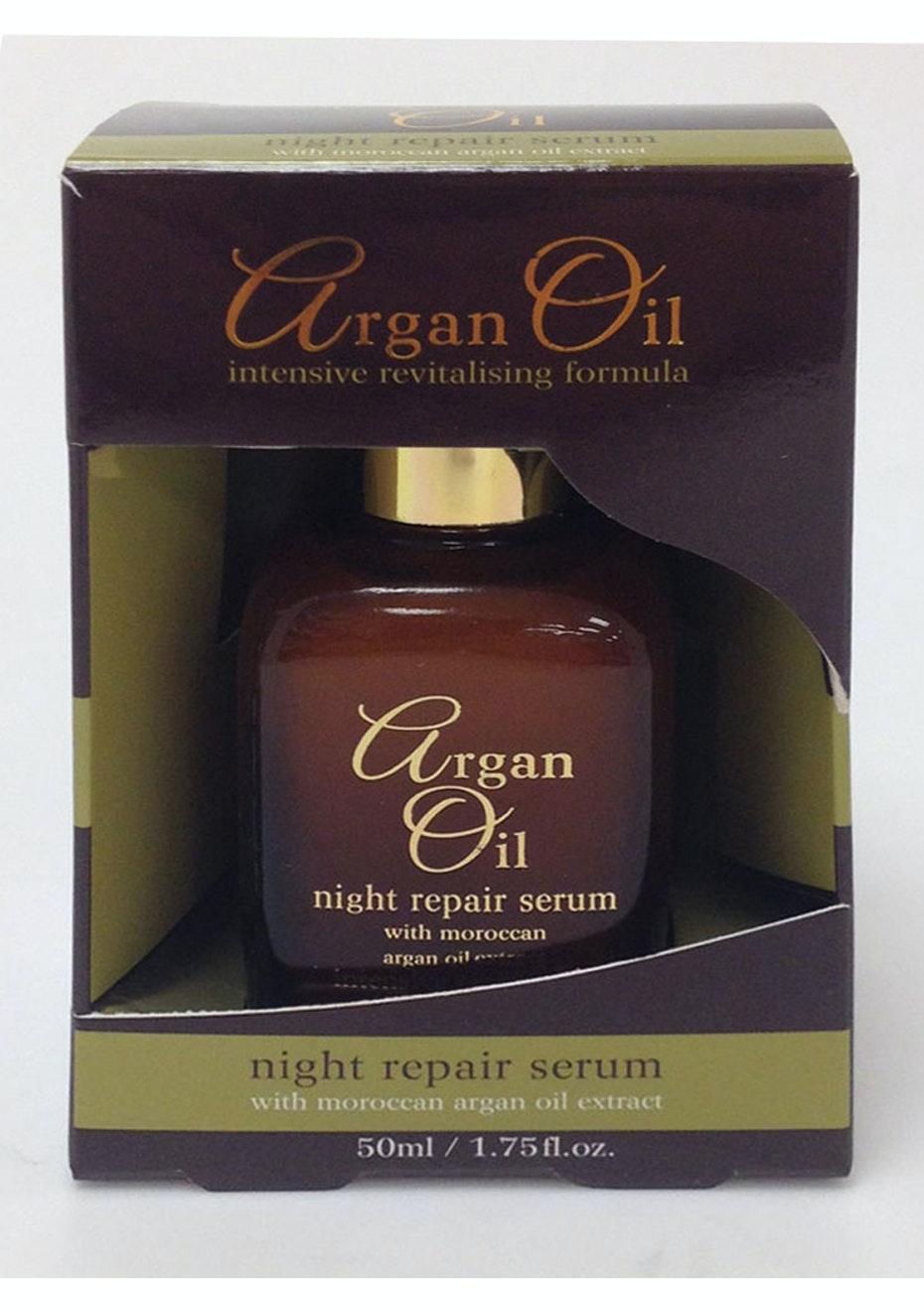 Argan Oil Night Repair Serum 50ml