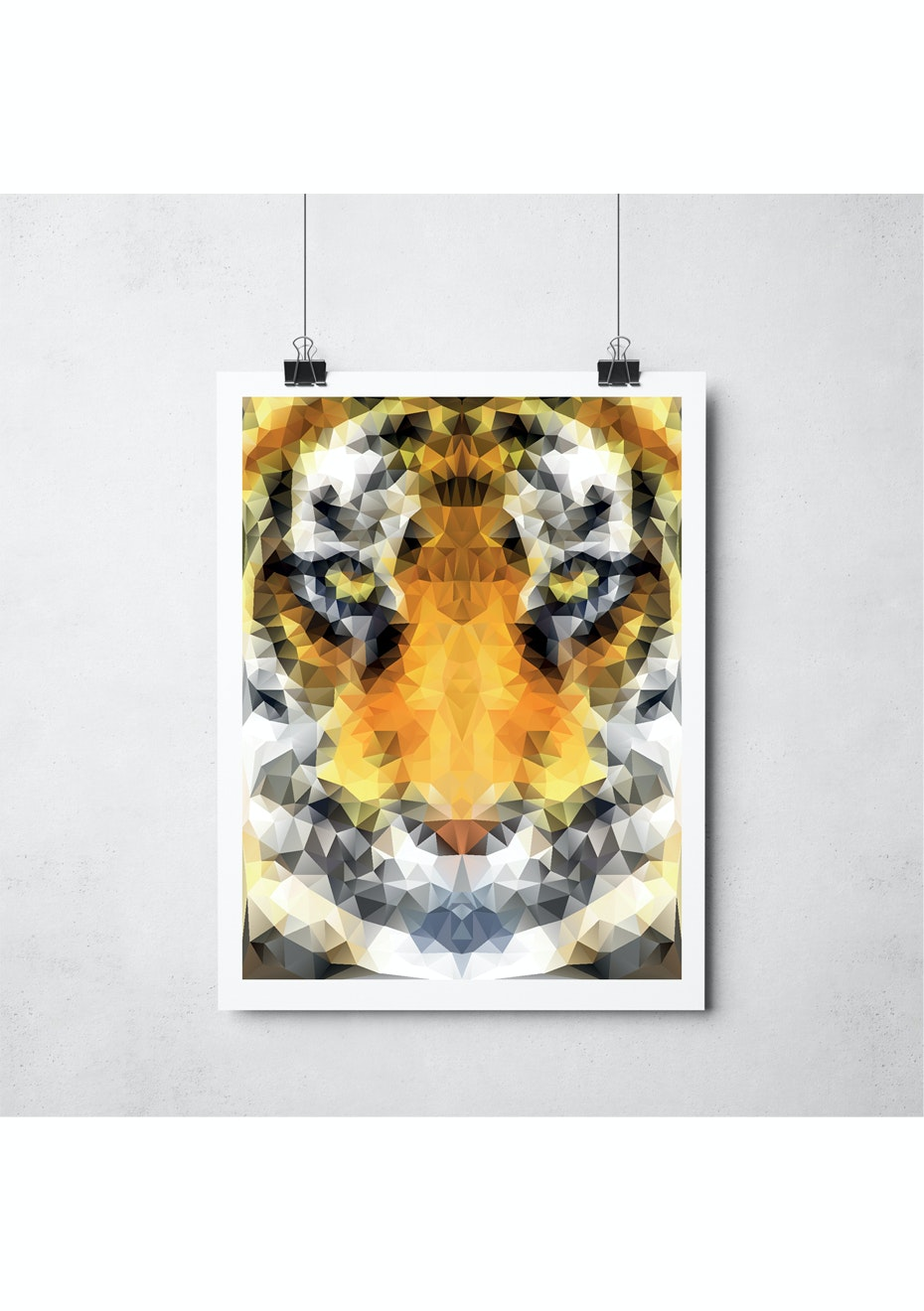 Simply Creative - Rawr - A3 Colour Print