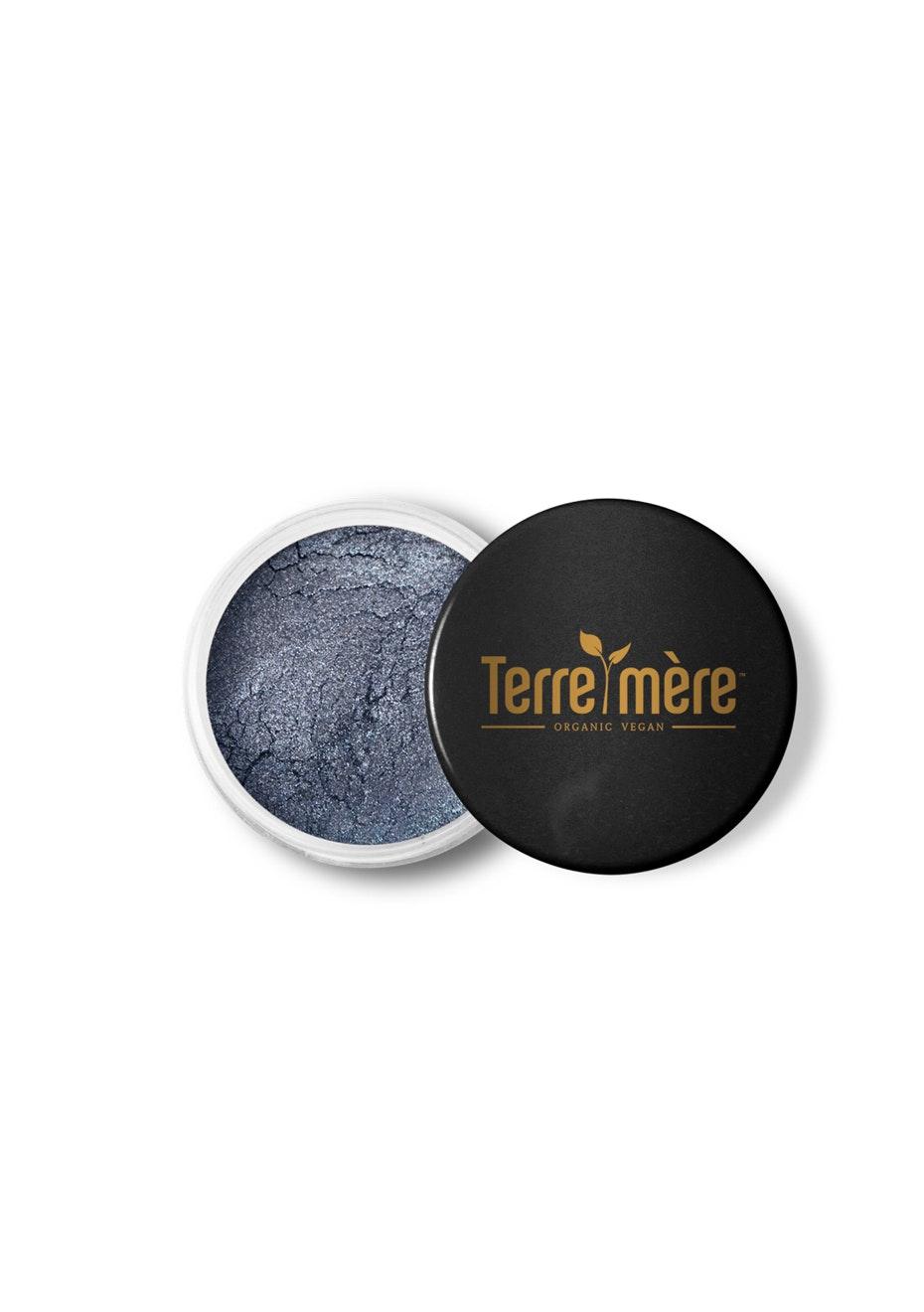 Terre Mere - Mineral Eyeshadow - Obsidian