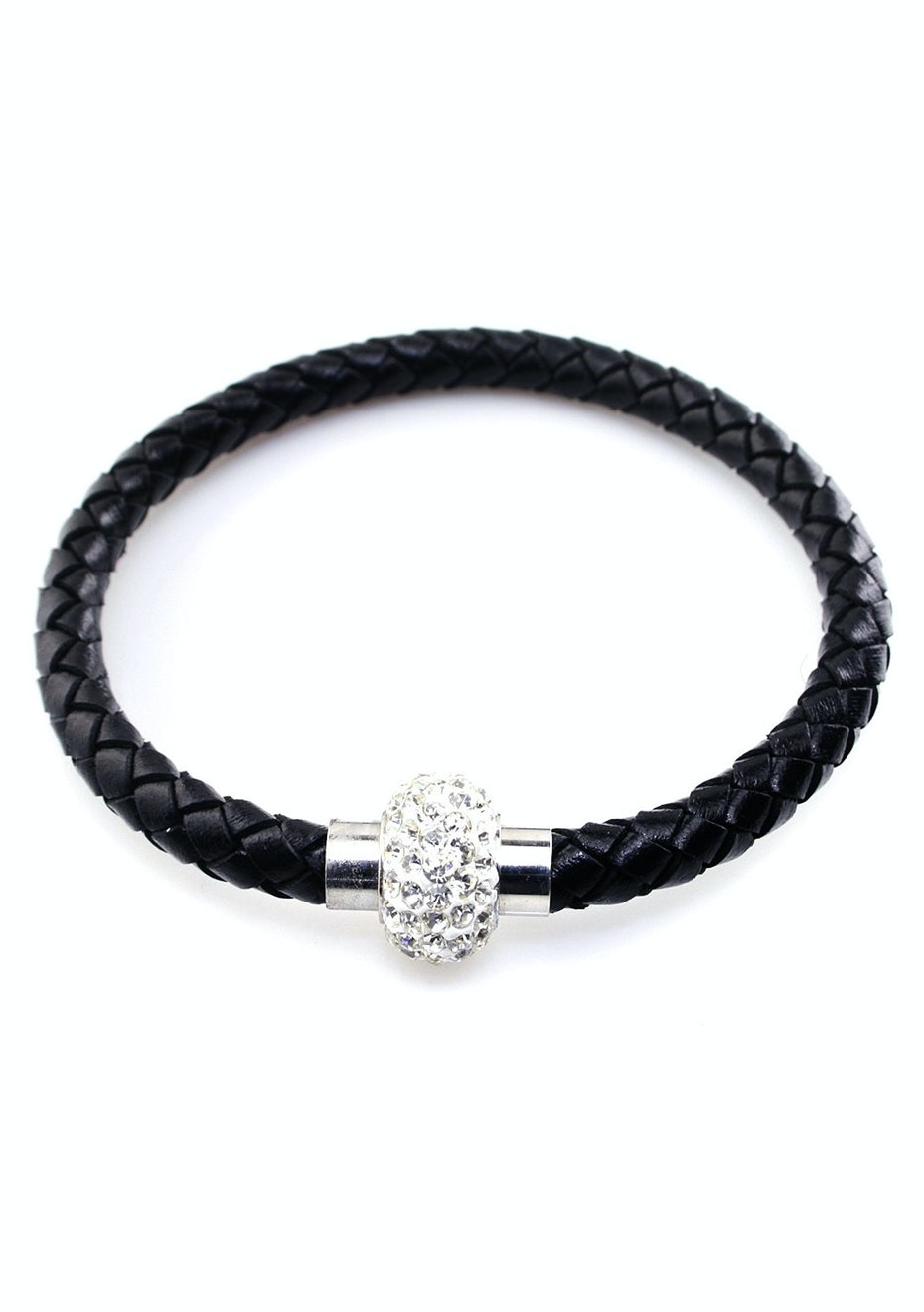 Twist Bracelet Ft Swarovski Elements