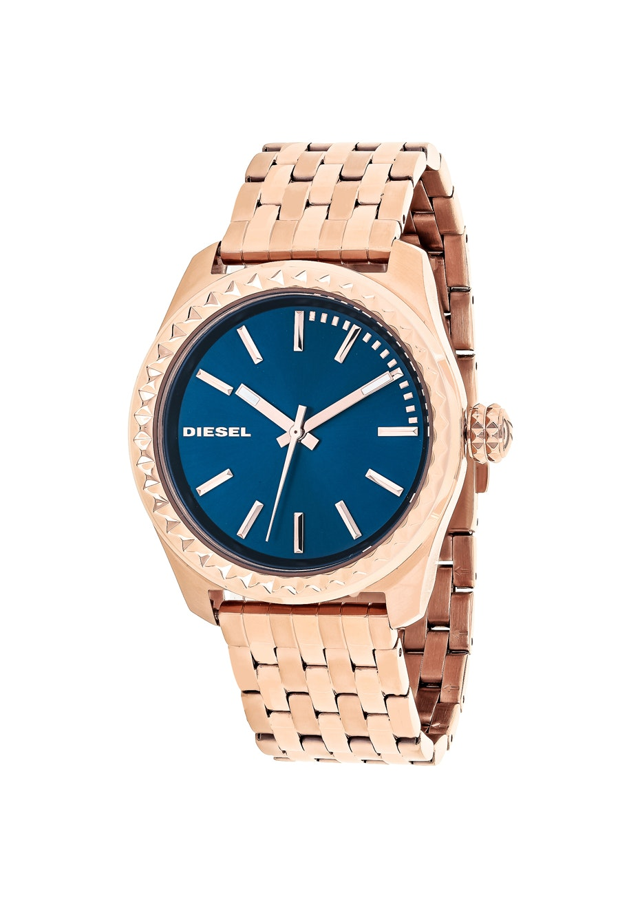 Diesel Women's Kray Kray - Blue/Rose gold