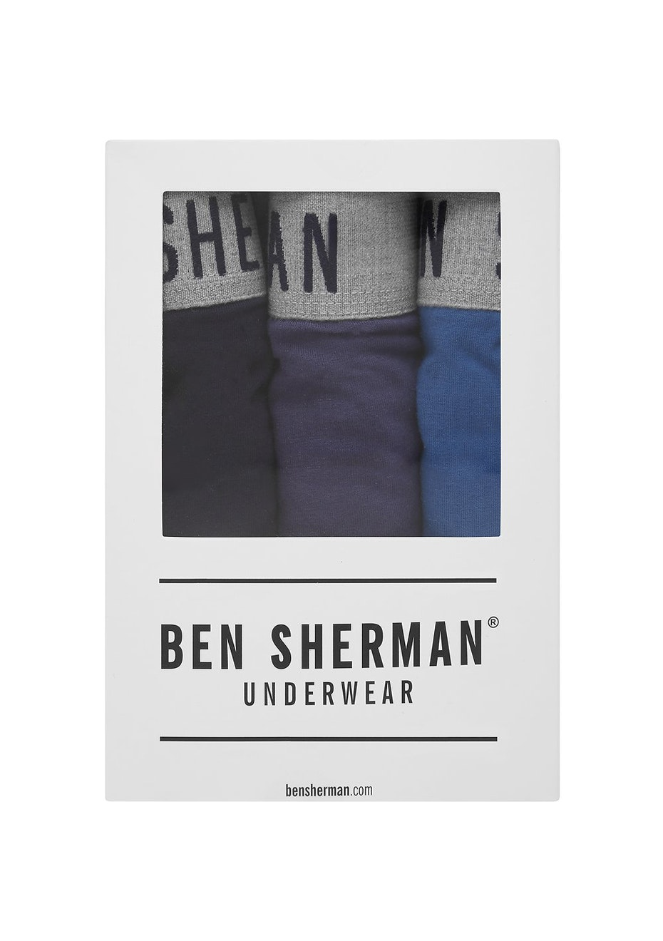 Ben Sherman - Robert 3 Pack Trunk