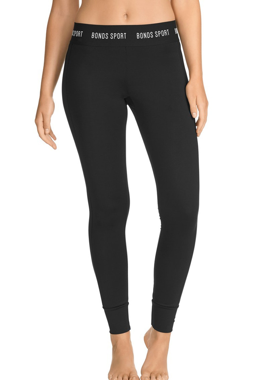 BONDS - Active Full Micro Leggings - Black