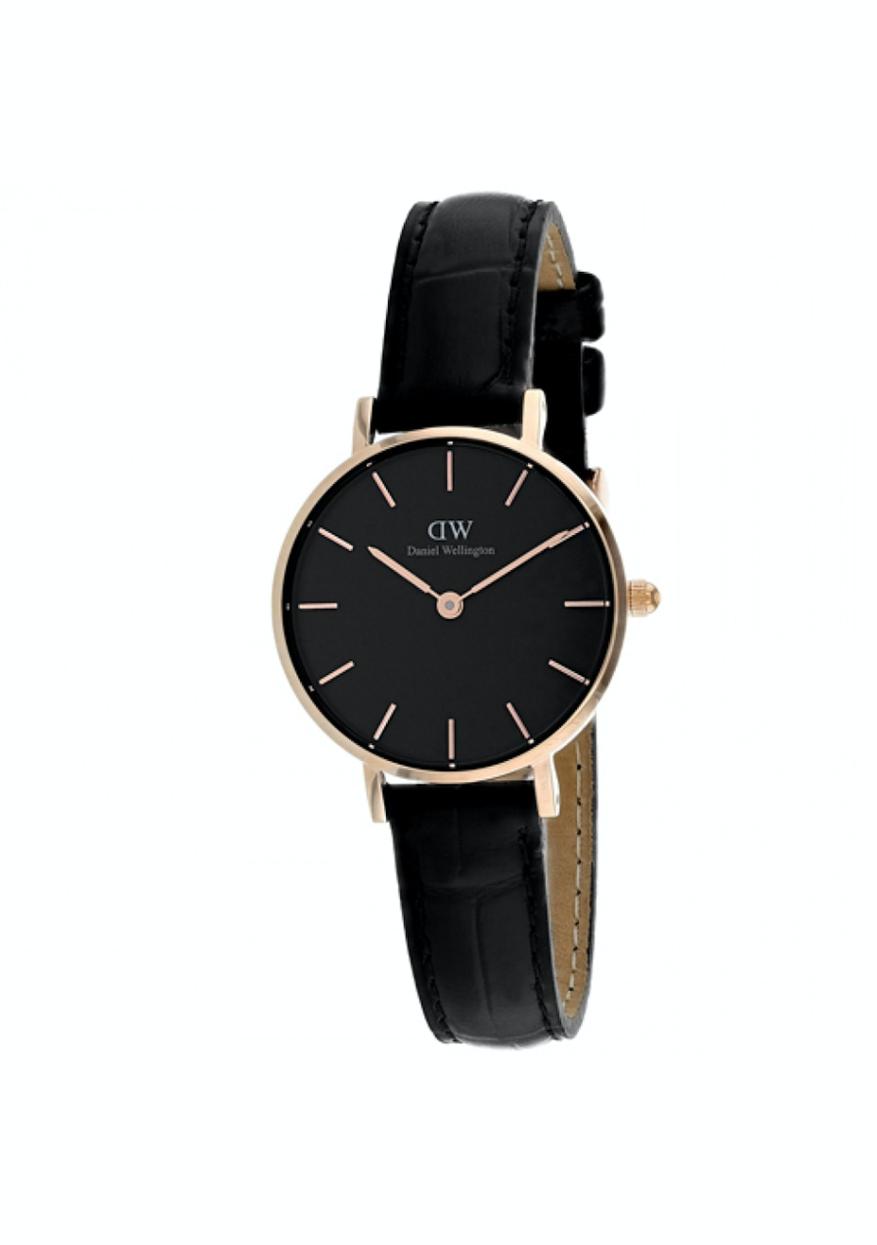 95f14af61faa Daniel Wellington Classic Petite Reading 28mm - Black Black - Foxleigh  Watches + More - Onceit