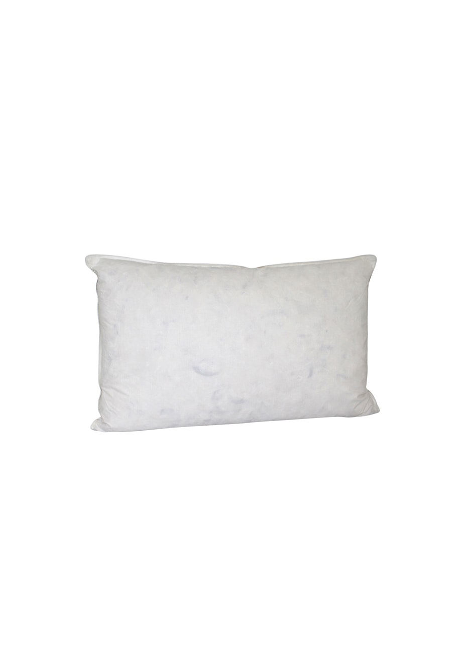 100% Duck Feather Pillow with Cotton Cover