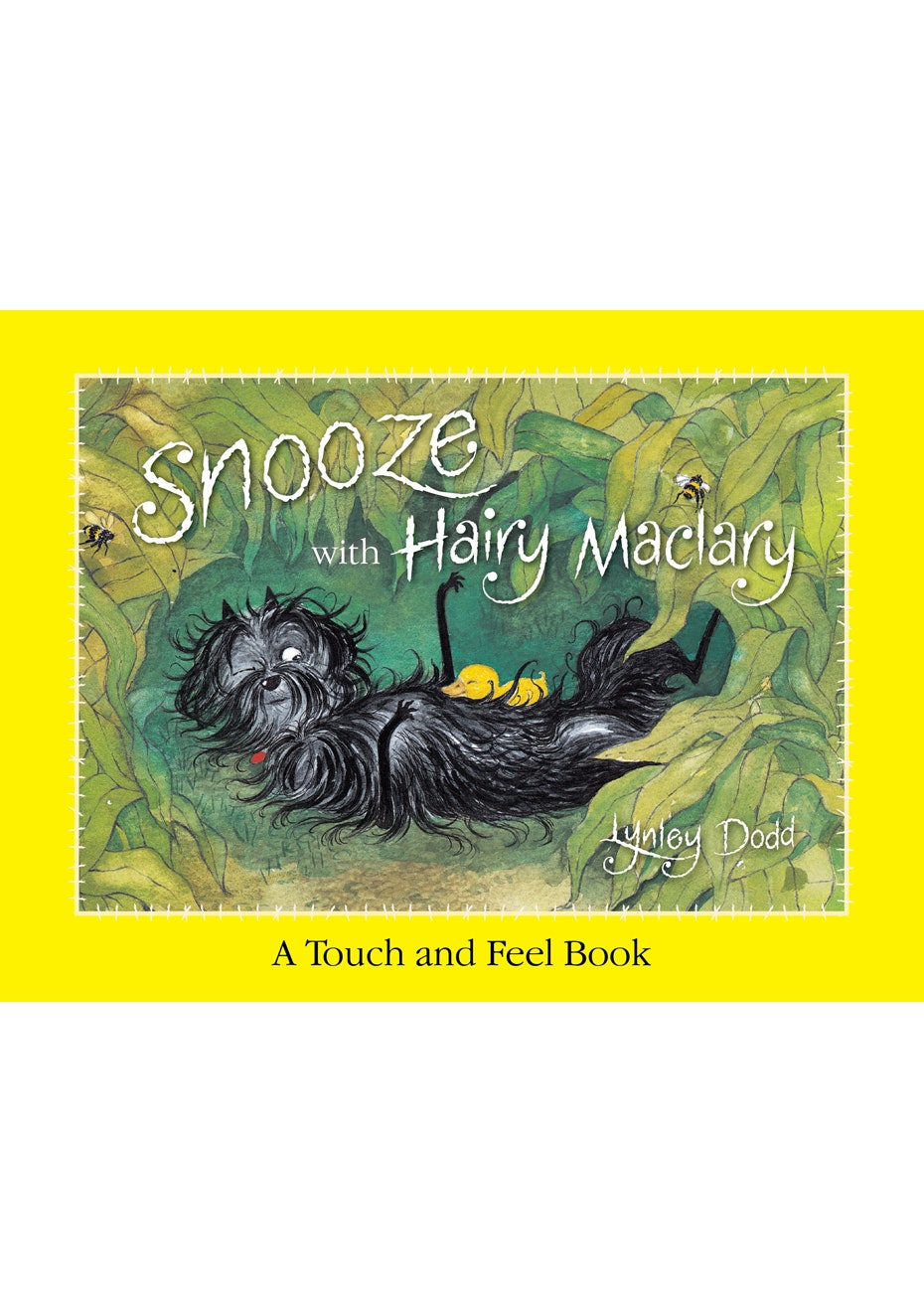 Snooze with Hairy Maclary: A Touch and Feel Book, By Lynley Dodd