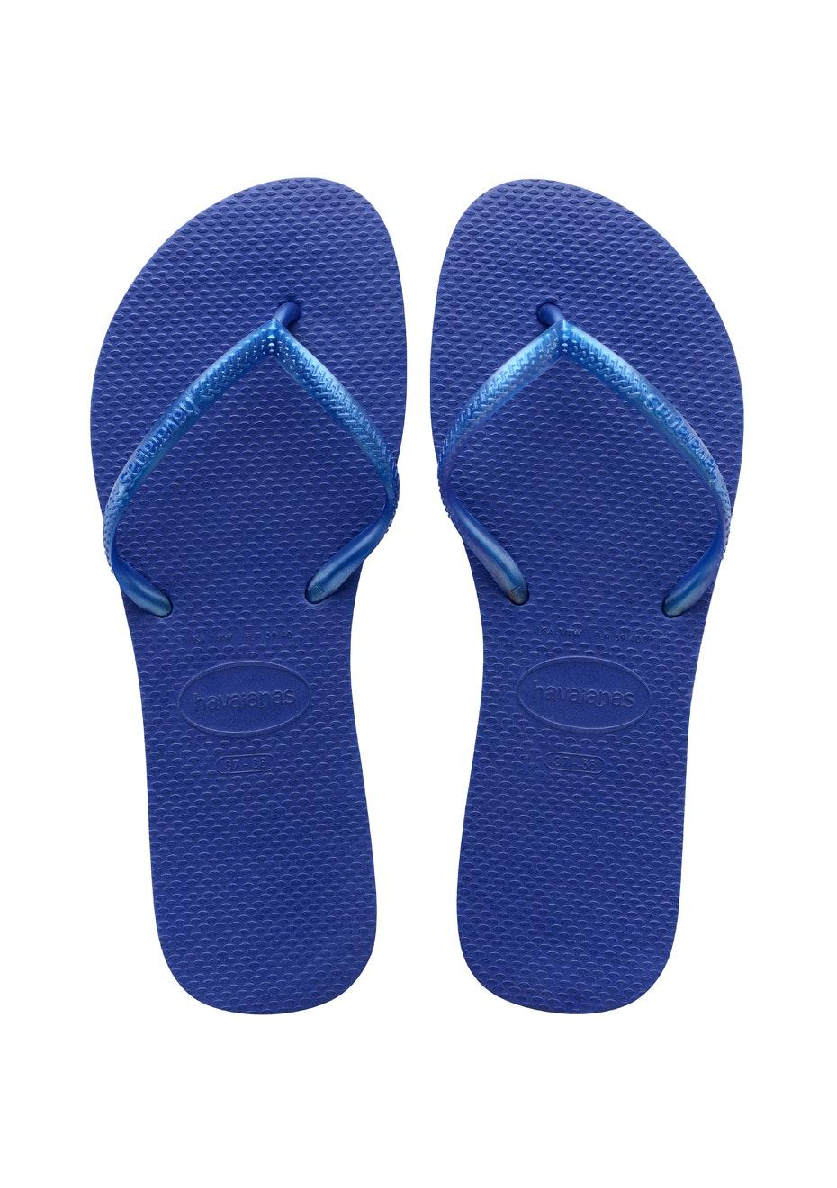 Havaianas Womens - Flat 2711 - Marine Blue