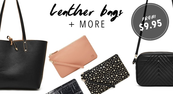Leather Bags & More