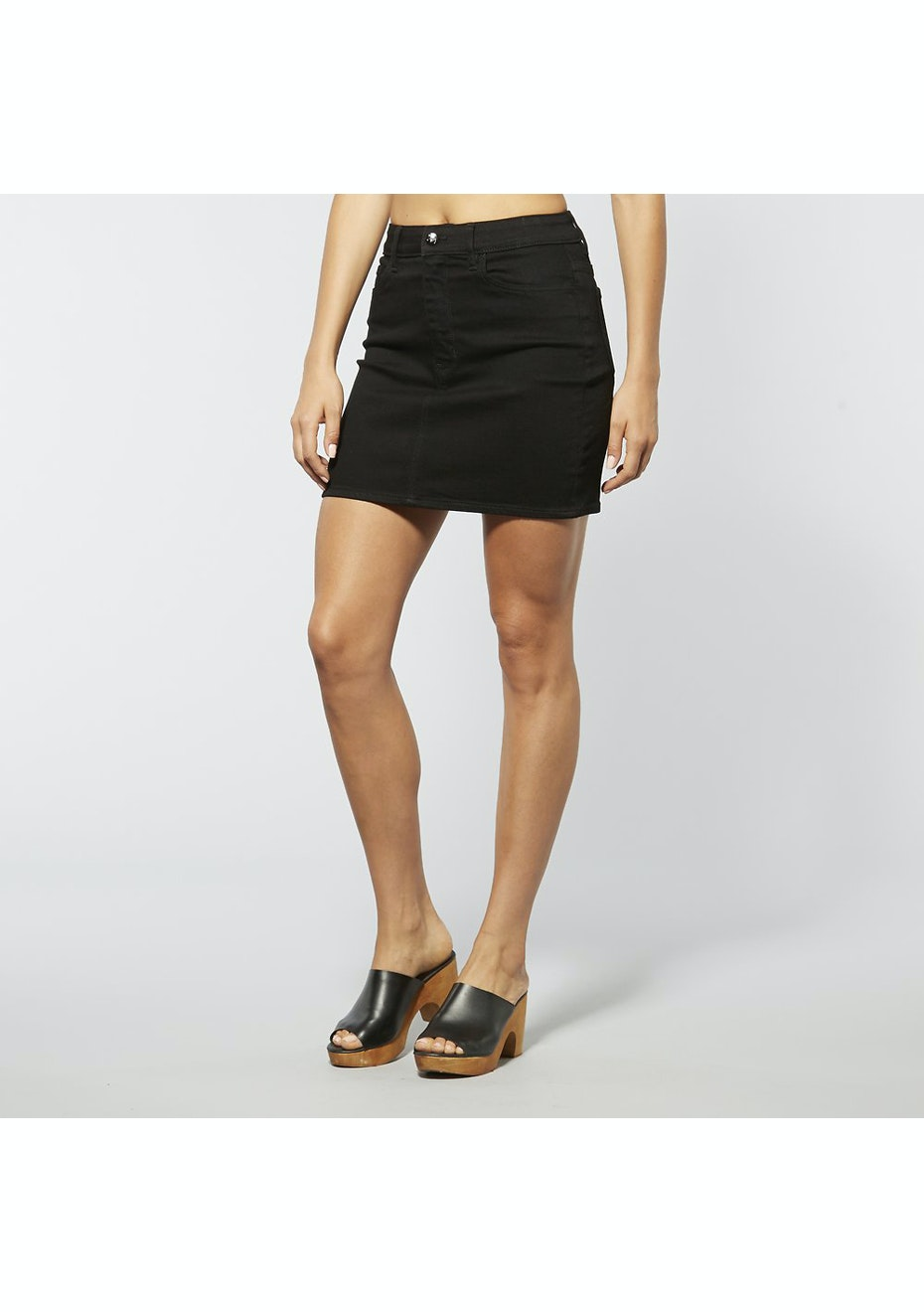 Lee Womens - Sonic Skirt Prime Black