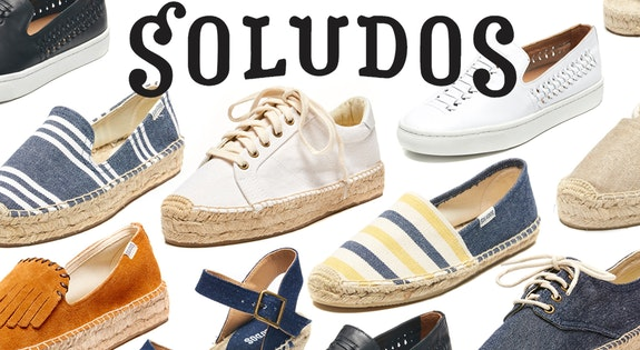 Image of the 'Soludos' sale